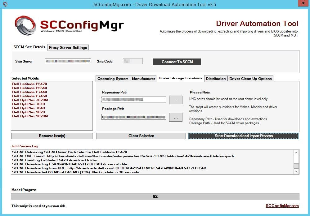 MDT Driver