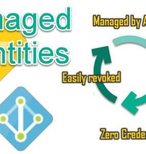 Azure managed identities